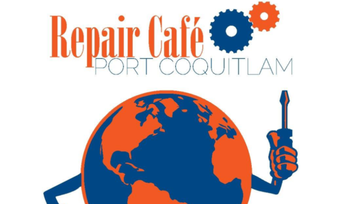 Port-Coquitlam repair cafe poster