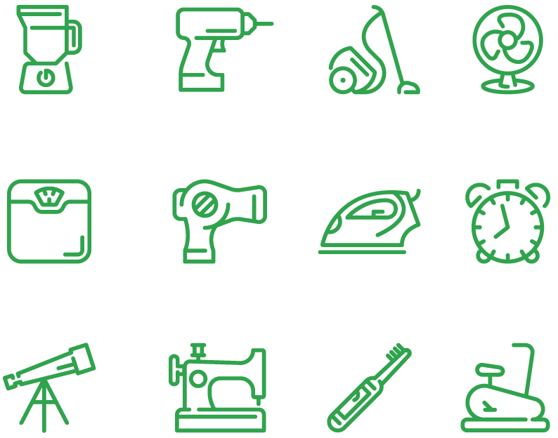 CESA Accepted Items Icons