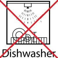 Bread Machine Not Dishwasher Safe